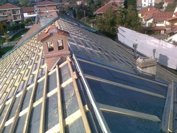 ristrutturazione tetti
