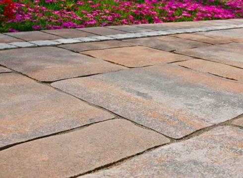 Casa moderna roma italy mattonelle per esterni - Piastrelle di cemento da esterno ...