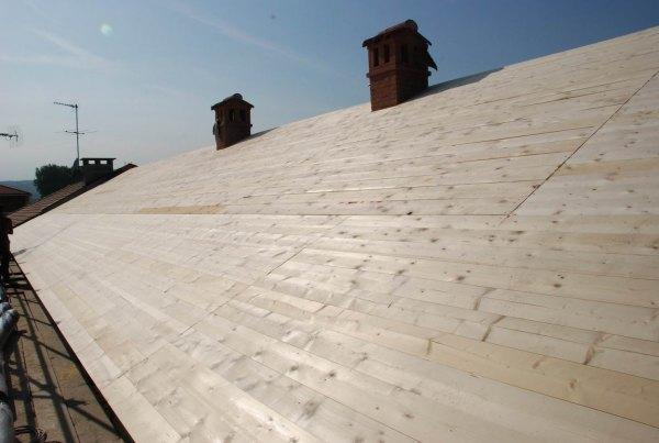 coibentazione tetti torino
