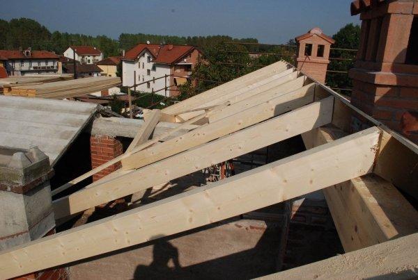 copertura tetto torino