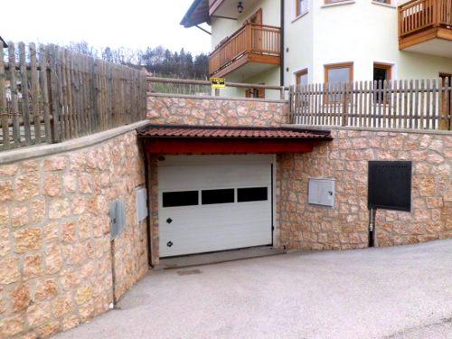 Costruzione di garage interrati o fuori terra edilizia e - Garage interrato ...