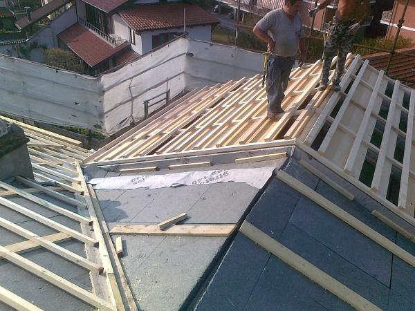tetto condominiale torino